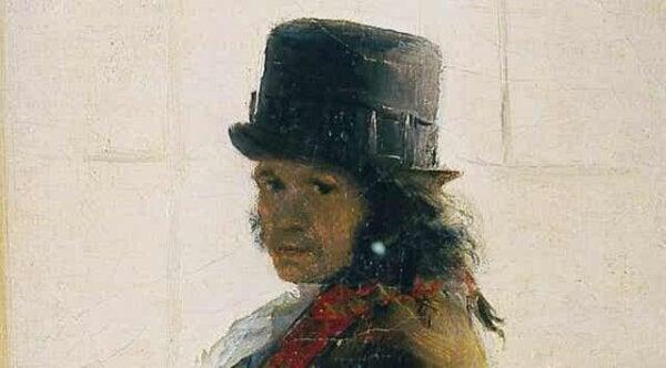 Goyas selvportræt