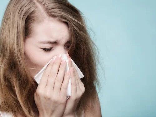 Allergic Rhinitis May Be Psychosomatic