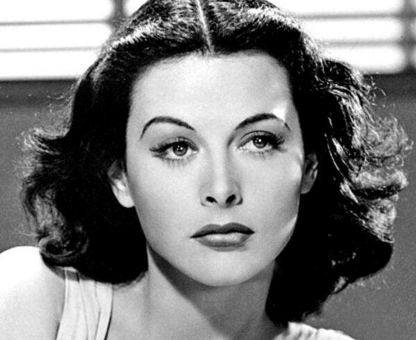 Hedy Lamarr, a Beautiful Genius