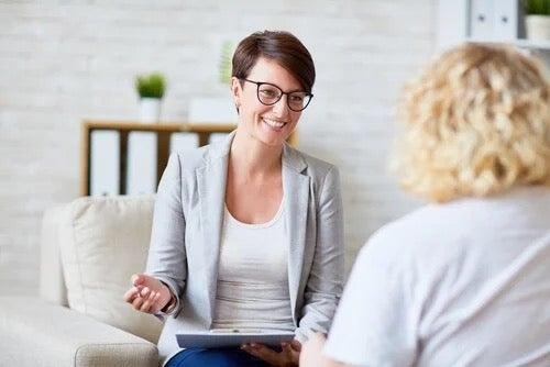 Begoña Rojí on Communication Skills for Therapists
