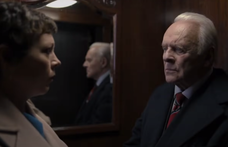 The Father, a Moving Film about Alzheimer's Disease
