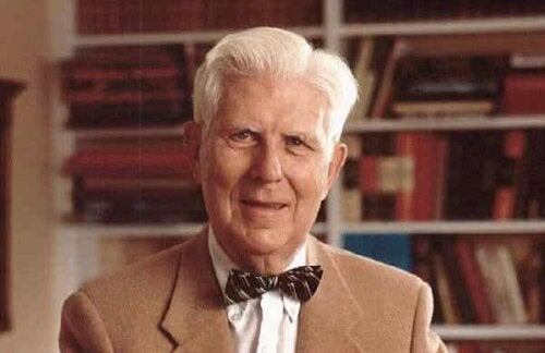 A photo of Aaron Beck