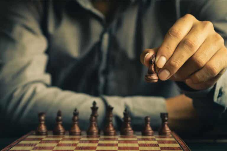 Nine Games to Exercise the Mind