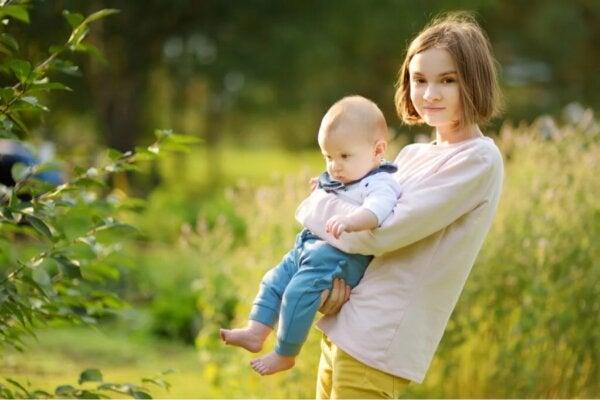 Raising a Child Isn't the Same as Raising a Teenager