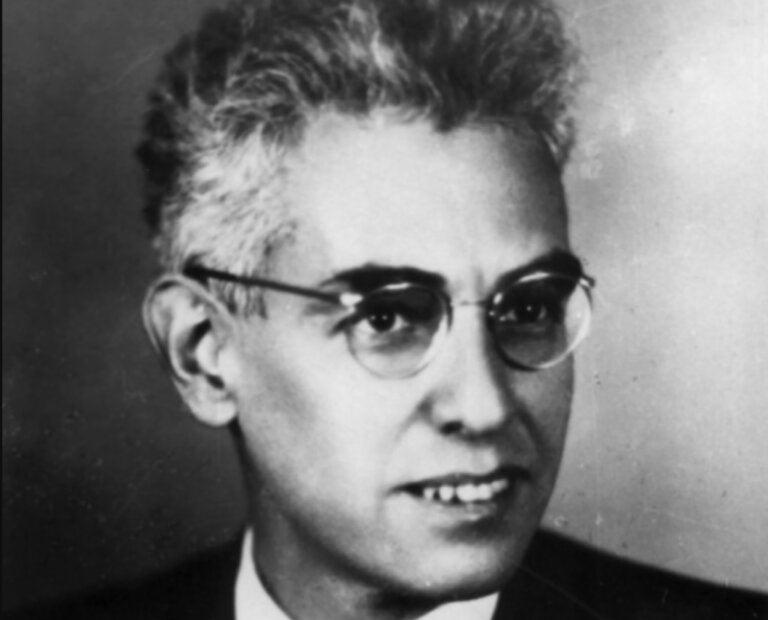 Alexander Luria, a Pioneer in Neuropsychology