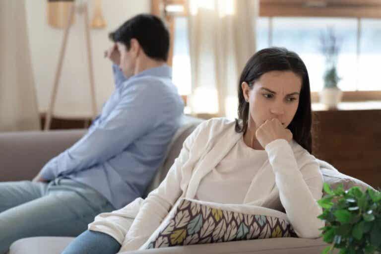 Communication Breakdown in a Relationship