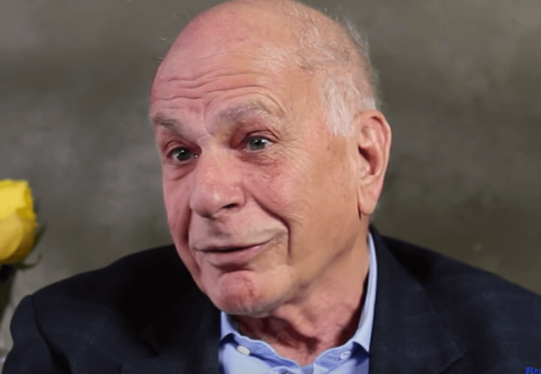 Daniel Kahneman - Biography of the Nobel Prize-Winning Psychologist and Author