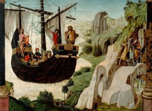 The Fascinating Myth of Jason and the Argonauts