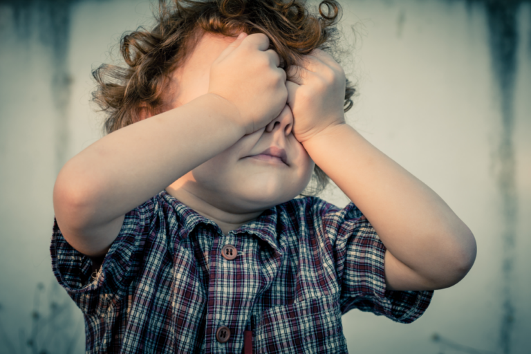 Eight Common Symptoms of Anxiety in Children
