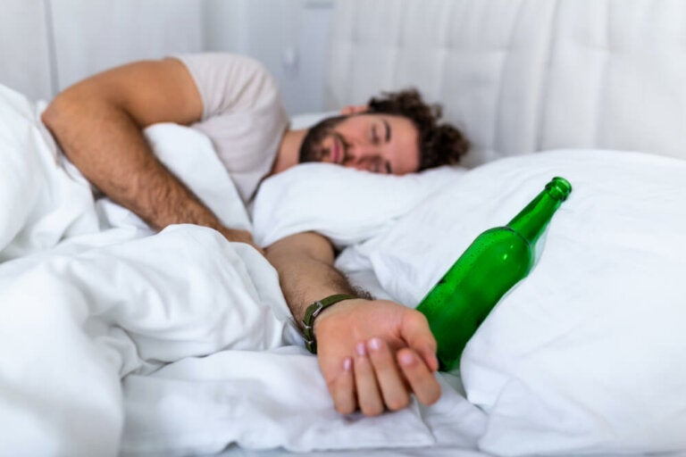 Drinking Alcohol Before Bed Negatively Affects Your Sleep