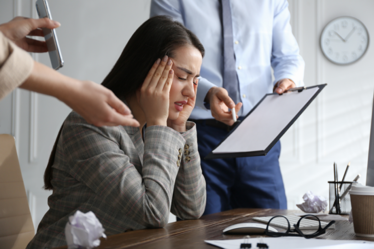 Working Under Pressure, a Skill or an Effect of Desensitization?