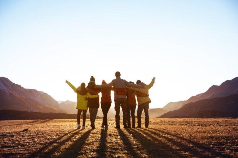 Nine Characteristics of Good Friends