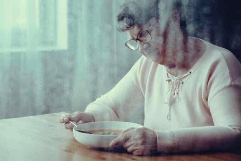 Why Do Dementia Sufferers Have Trouble Swallowing Their Food?