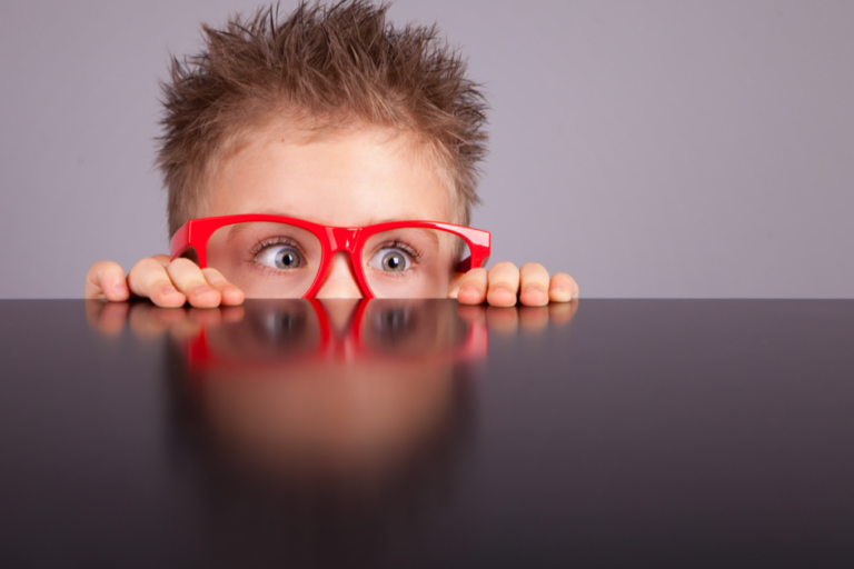 Science Claims that Children Perceive Stimuli that Adults Don't See