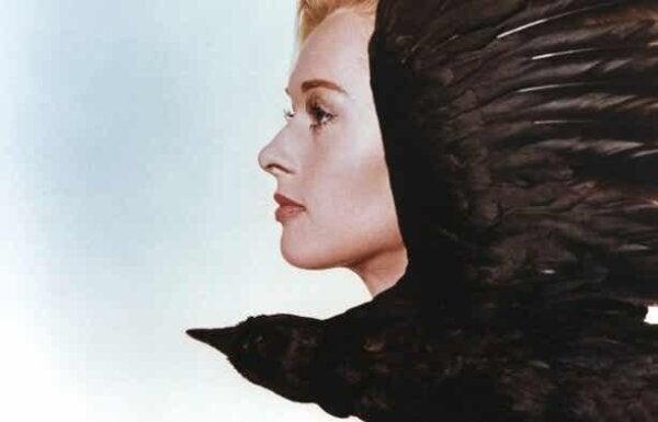 Tippi Hendren in The Birds.